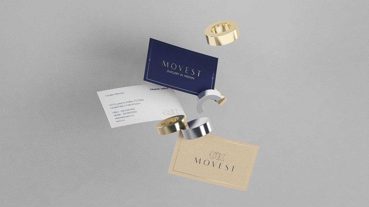 Movest珠宝品牌设计