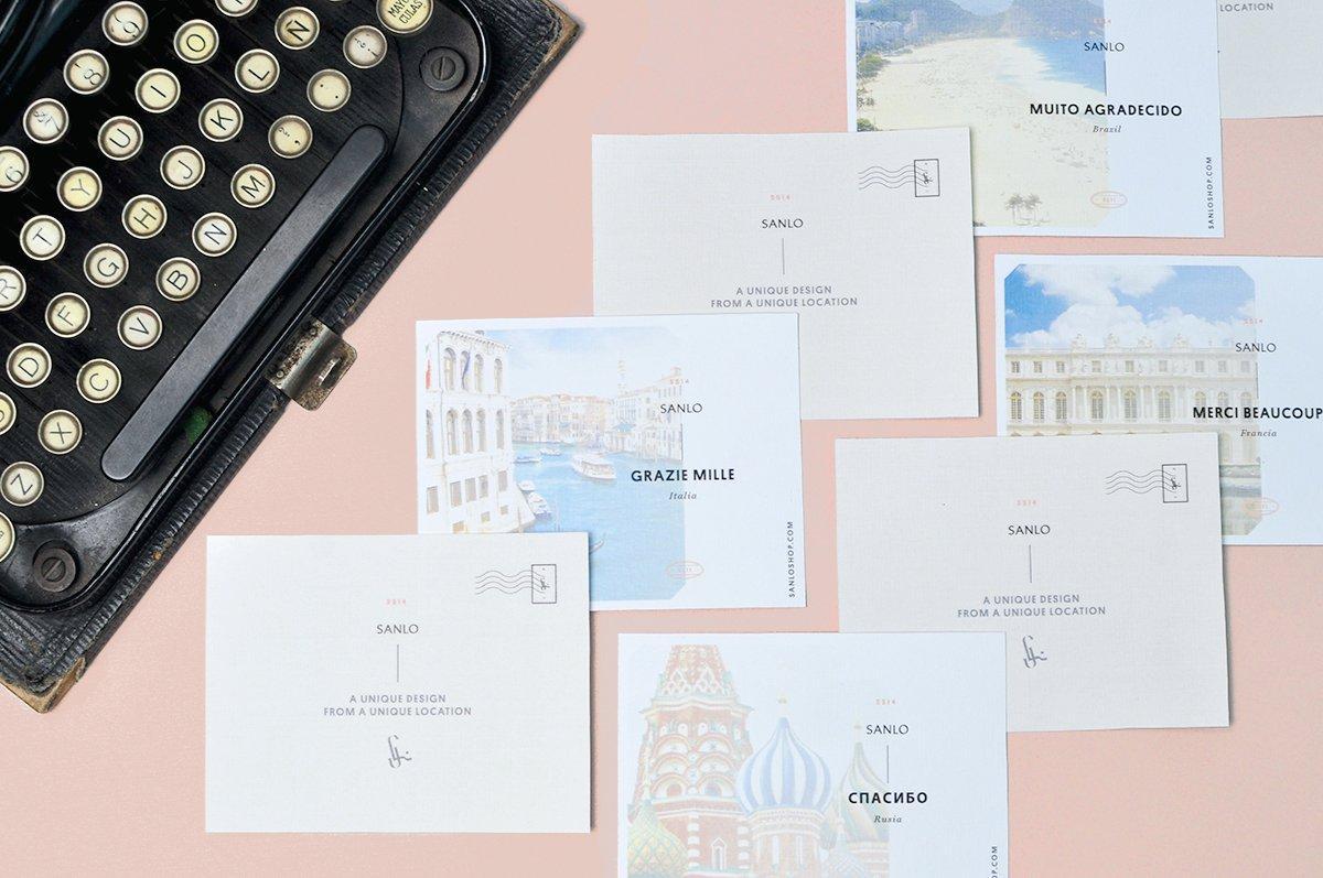 Sanlo时尚珠宝品牌设计