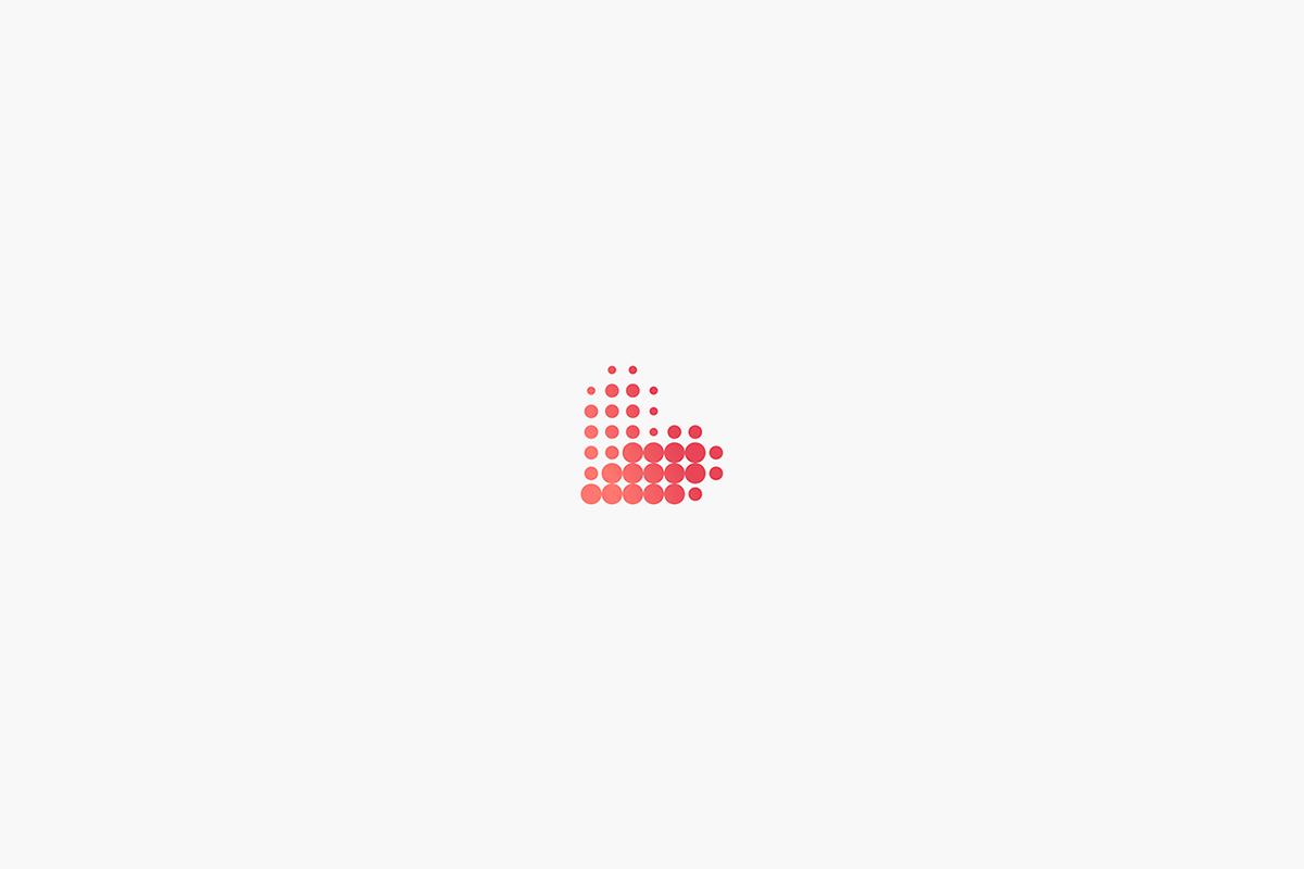 bodyport心脏健康测试仪品牌设计 图形标志设计