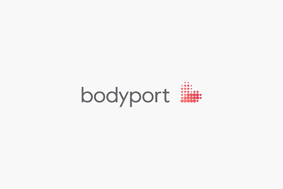 bodyport心脏健康测试仪品牌设计 标志设计