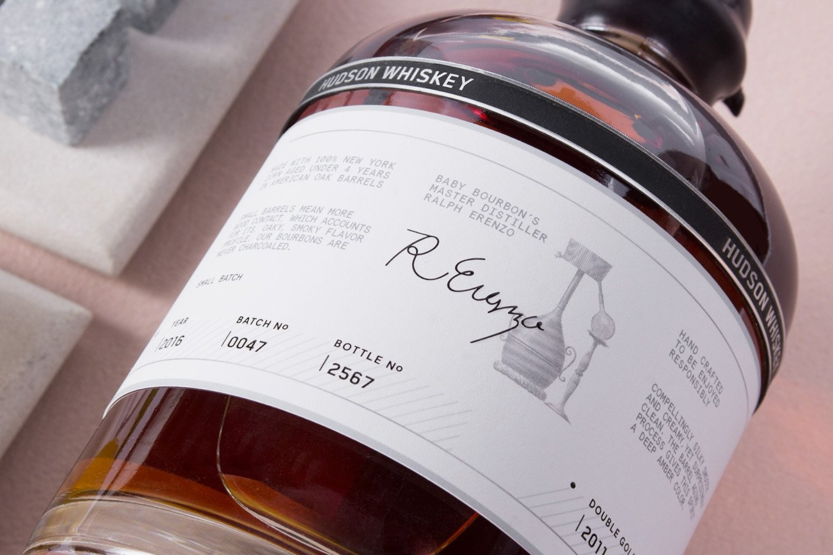 深圳品牌设计 深圳品牌筹划 哈哈道德森威士忌烈酒酿酒厂品牌笼统设计 标注识表记标注帜设计