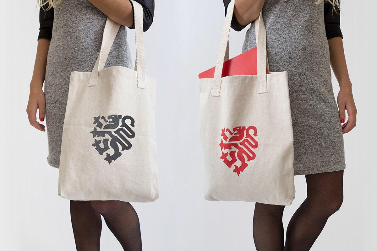 深圳品牌设计 深圳品牌策划 Perrier Jablonski网络通信品牌形象设计 手提袋设计