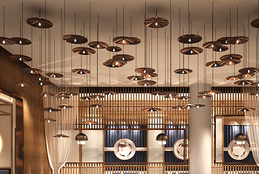 高端滋补餐饮空间设计