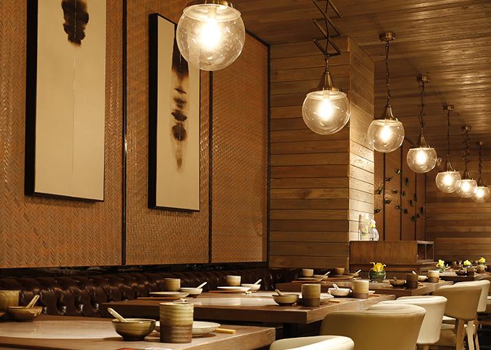 古稻林餐饮空间设计案例