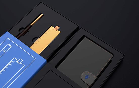 奋逗集团商务礼品定制设计-深圳高端文创IP产品包装设计