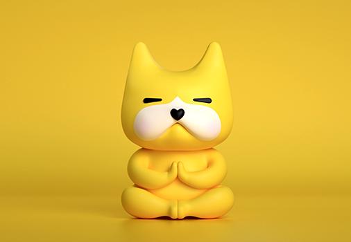企业卡通人物形象IP设计&吉祥物设计-深圳专业微信表情包设计制作公司左右