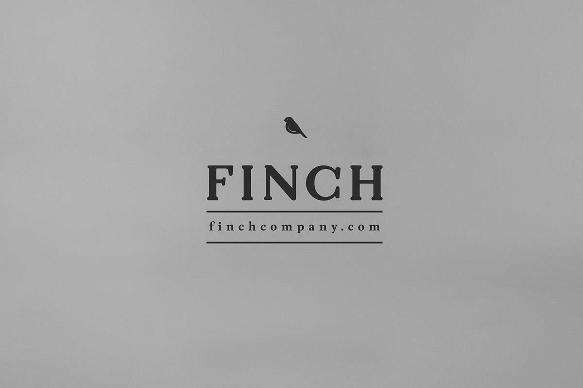 finch广告素材制作公司品牌设计