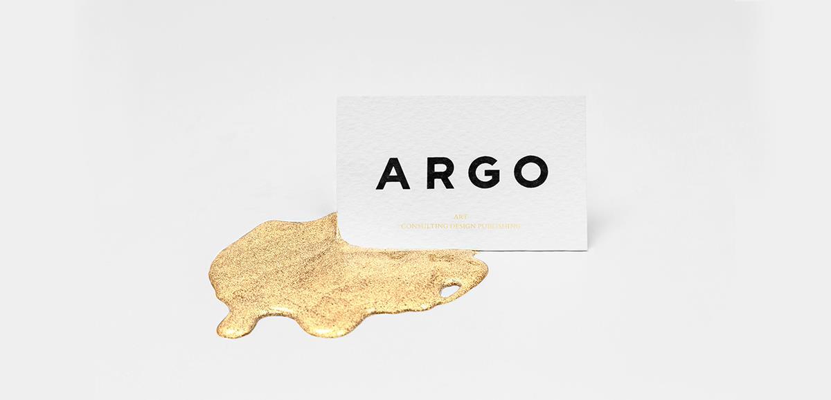 argo艺术顾问机构品牌形象