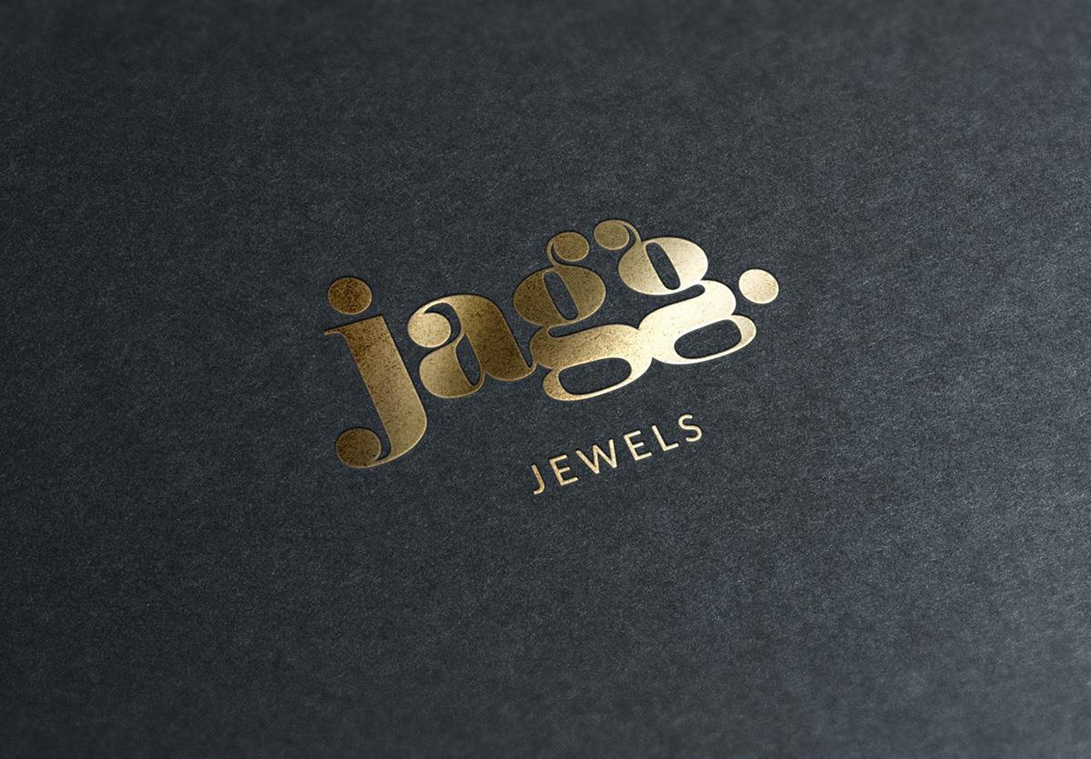 jagg珠宝品牌形象设计欣赏