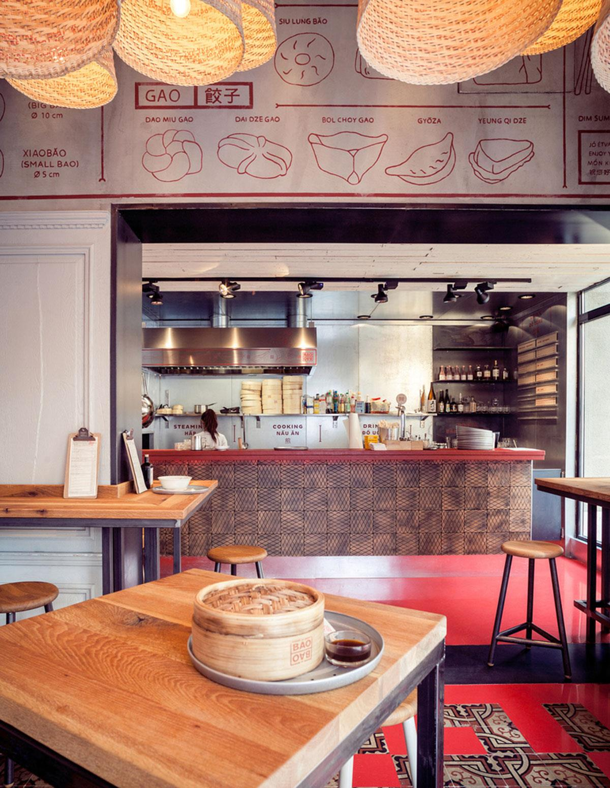 binario特色餐饮空间设计案例
