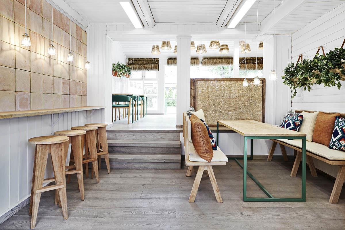 vino veritas餐饮空间设计案例欣赏