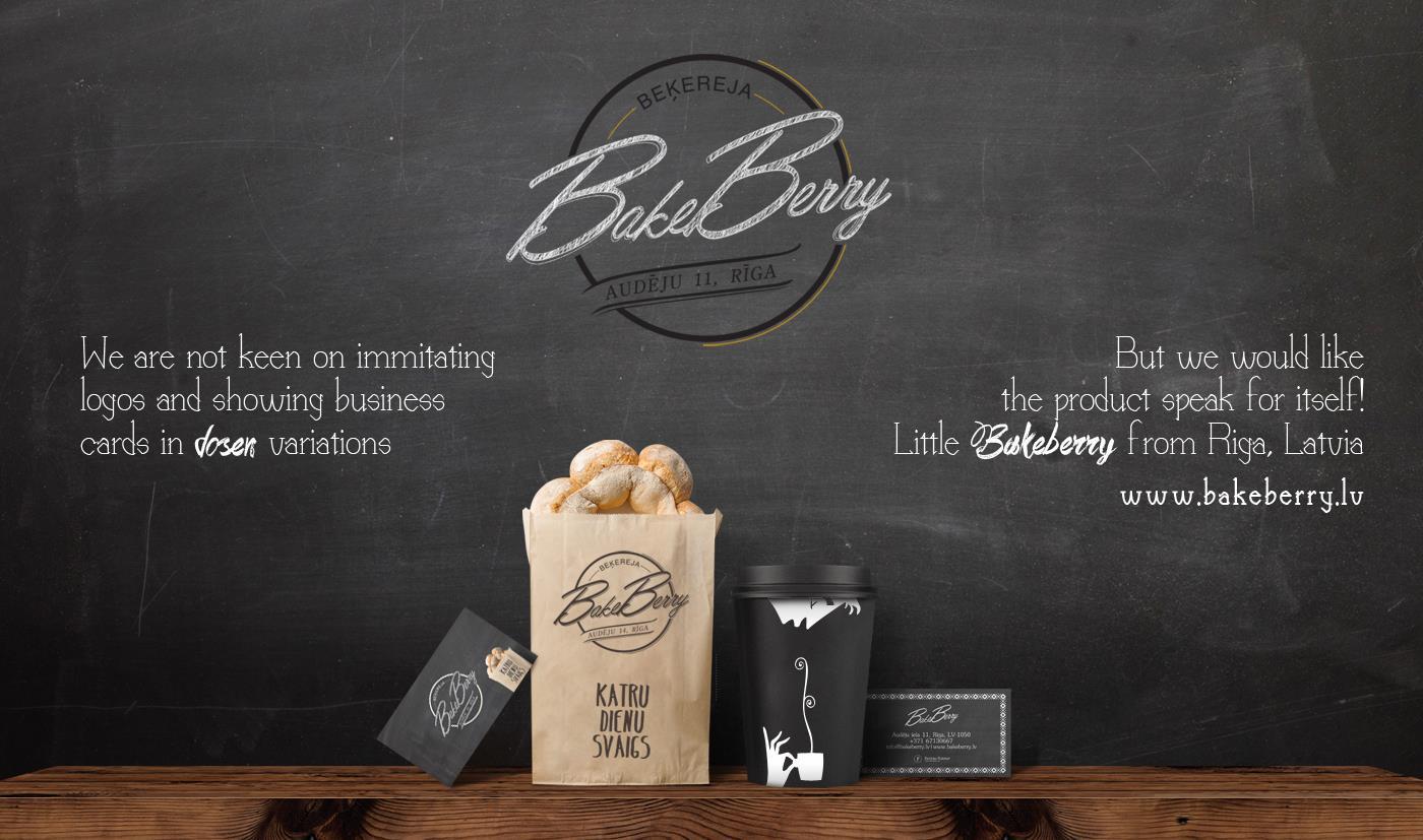 5组餐饮品牌设计案例推荐 7组关于国外面包店vi设计案例